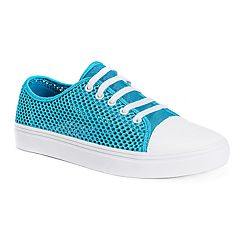 MUK LUKS Tessa Women's Low-Top Sneakers