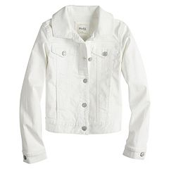 Girls 7-16 Mudd® Denim Jacket