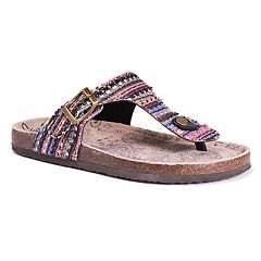 MUK LUKS Tina Women's Slide Sandals