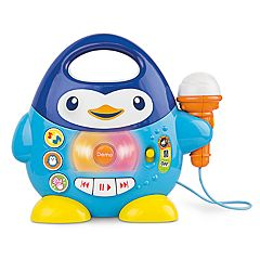Winfun Penguin Music Player with Microphone