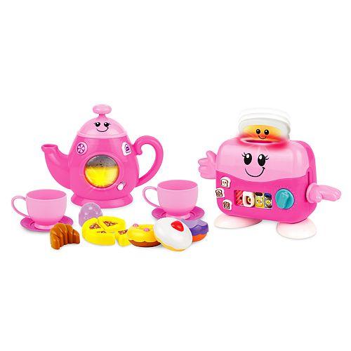 Winfun Toast 'n  Fun Tea Set