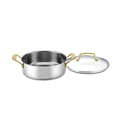 Cuisinart Mineral Collection 3.5-qt. Stainless Steel Casserole
