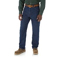 Men's Wrangler RIGGS Workwear Relaxed-Fit Carpenter Jeans