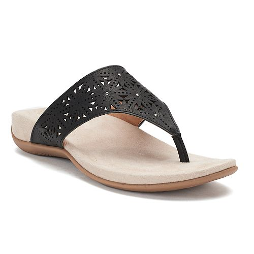 Croft & Barrow® Watchtower ... Women's Ortholite Sandals lZs3OF