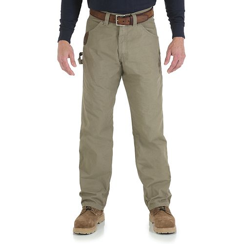 Men's Wrangler RIGGS Workwear Relaxed-Fit Carpenter Pants