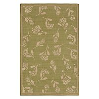 Liora Manne Terrace Summer Flower Indoor Outdoor Rug