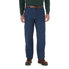 Men's Wrangler RIGGS Workwear Relaxed-Fit Five-Pocket Jeans