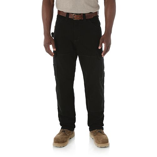 Men's Wrangler RIGGS Workwear Relaxed-Fit Ripstop Ranger Pants