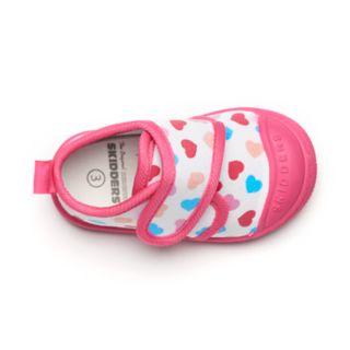 Skidders Toddler Girls' Hearts Sneakers