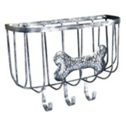 New View Dog Bone Basket Wall Decor