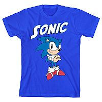 Boys 8-20 Sonic The Hedgehog Tee