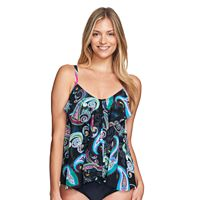 Women's Mazu Swim Tiered Tankini Top