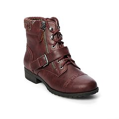 SO® Hackberry Women's Ankle Boots
