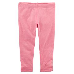 Toddler Girl Carter's Solid Leggings