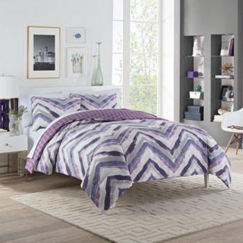 Vue Baxter Reversible Comforter Set
