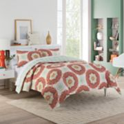 Vue Belle Reversible Comforter Set