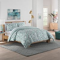 Vue Frenchy Reversible Comforter Set