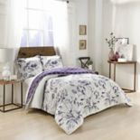 Marble Hill Jasmeen Reversible 3 pc Comforter Set