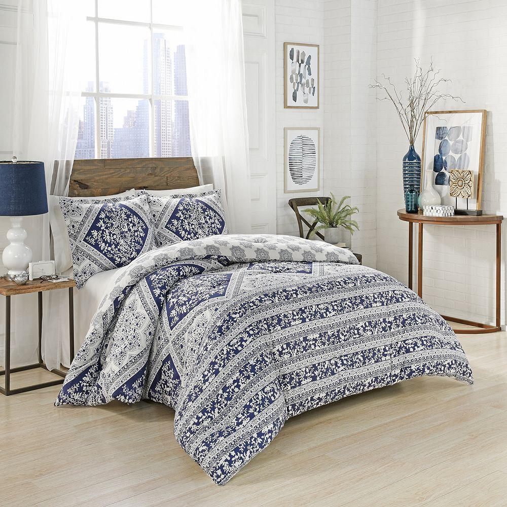 Marble Hill Brielle Reversible 3-piece Comforter Set