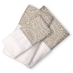 Popular Bath Cascade 3-piece Bath Towel Set