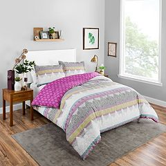 Boho Boutique Margo Reversible Comforter Set