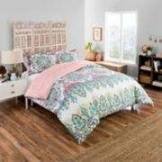 Boho Boutique Rozella Reversible Comforter Set