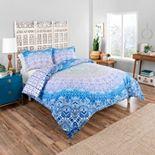 Boho Boutique Sundial Reversible Comforter Set