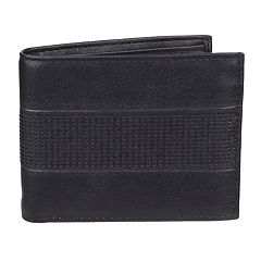 Men's Apt. 9® RFID-Blocking Extra Capacity Traveler Wallet