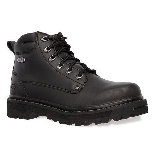 6e592b62a25bd Skechers Mariners Pilot Men's Ankle Boots