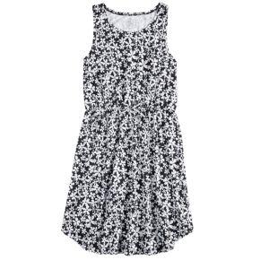 Girls 7-16 SO® Printed Dress