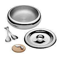 Mikasa 6 pc Stainless Steel Entertaining Set