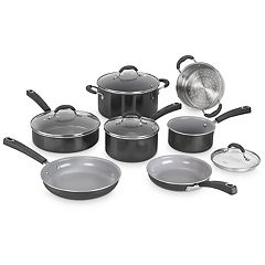 Cuisinart Advantage Ceramica XT 11-pc. Nonstick Cookware Set