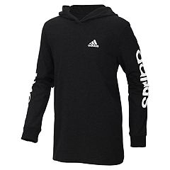 Boys 8-20 adidas Hooded Graphic Tee