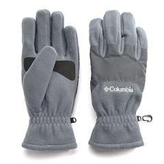 Men's Columbia Thermal Coil Fleece Gloves