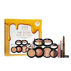 Laura Geller The Gilded Collection 6 pc Makeup Kit - Medium