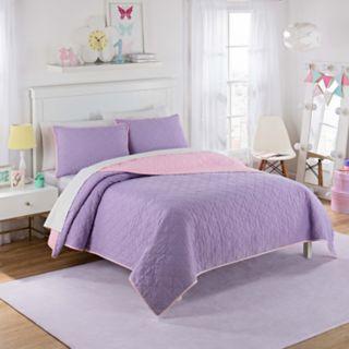 Waverly Kids Framework Reversible Quilt Set