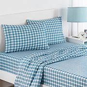 Waverly Kids Norfolk Plaid Sheet Set