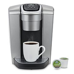 Keurig® K-Elite® Single-Serve K-Cup Pod® Coffee Maker, Iced Coffee Capability