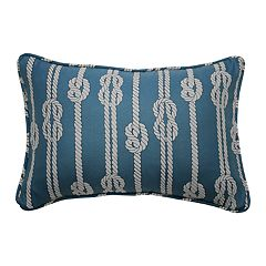 Waverly Kids Set Sail Embroidered Oblong Throw Pillow