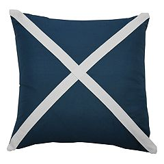 Waverly Kids Set Sail Applique Throw Pillow
