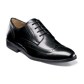 Nunn Bush Sherwood Men's Wingtip Dress Shoes