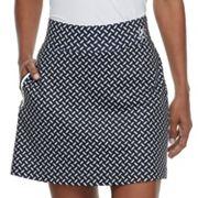 Women's FILA SPORT® Printed Knit Golf Skort