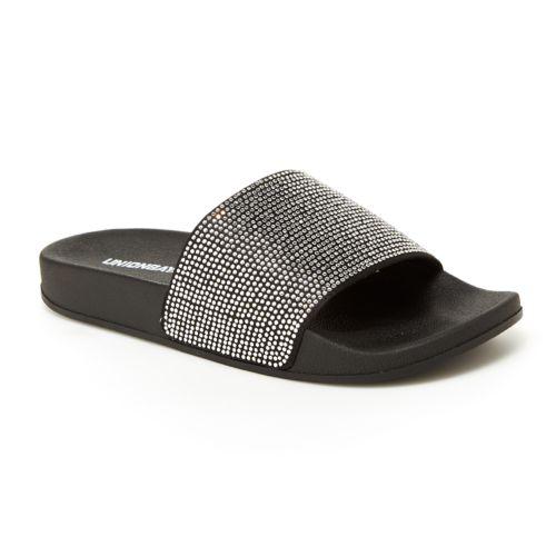 Unionbay Chandelier Women's ... Rhinestone Slide Sandals