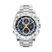 Bulova Men's Precisionist Stainless Steel Chronograph Watch - 96B175
