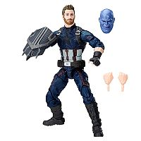Avengers Marvel Legends Series 6-inch Captain America Figure