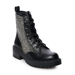 madden NYC Aasher Women's Combat Boots