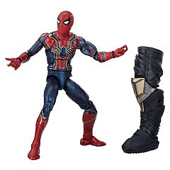 Avengers Marvel Legends Series 6-inch Spider-Man Figure