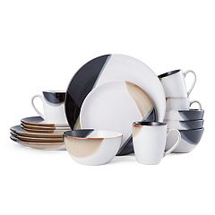 Gourmet Basics Caden 16 pc Dinnerware Set