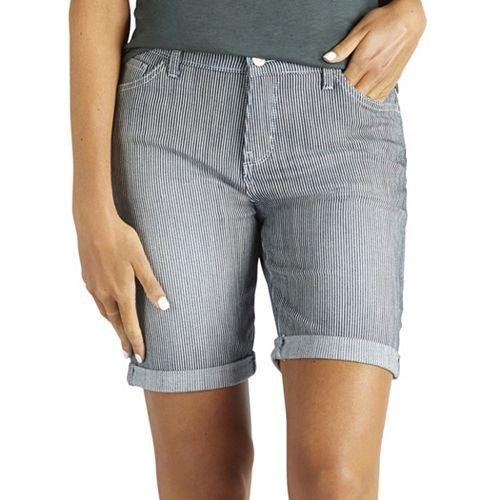 025e2ae8a6 Women's Lee Kiki Roll-Cuff Bermuda Jean Shorts