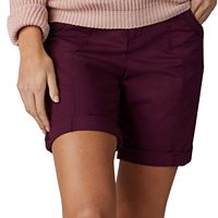 Women's Lee Melody Poplin Roll-Cuff Bermuda Shorts
